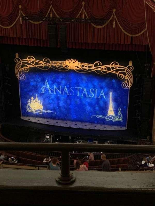 Orpheum Theatre (Memphis), section: LGALRC, row: B, seat: 120