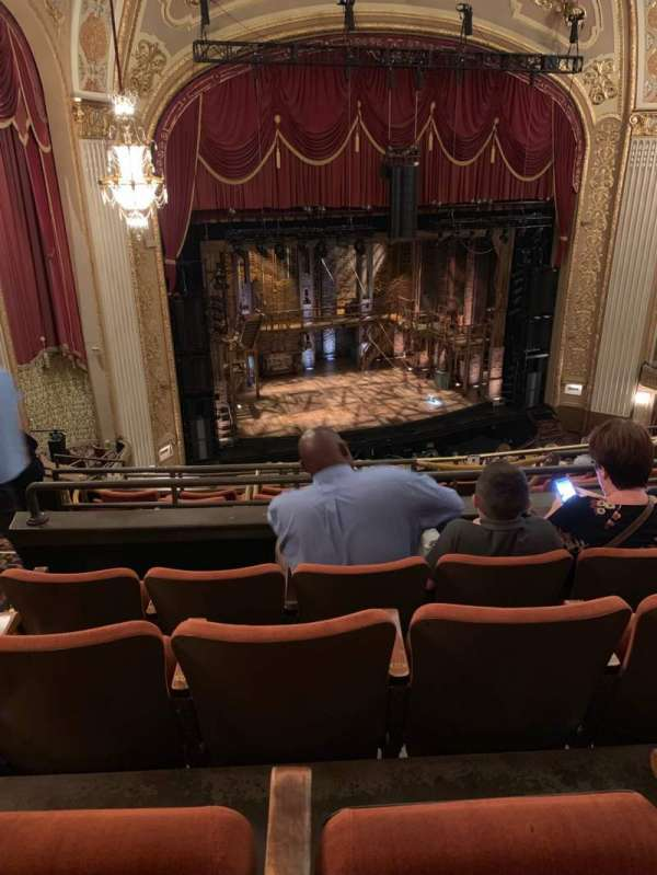 Orpheum Theatre (Memphis), section: Balcony LC, row: D, seat: 214