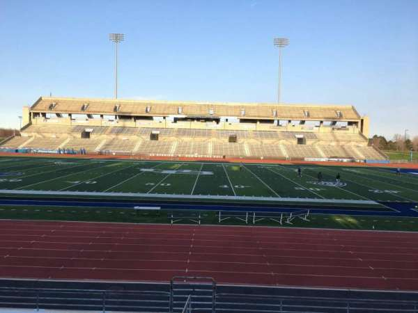 UB Stadium, section: 105, row: N, seat: 20