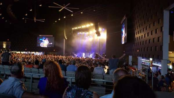 The Pavilion at Toyota Music Factory, section: 300, row: C, seat: 1