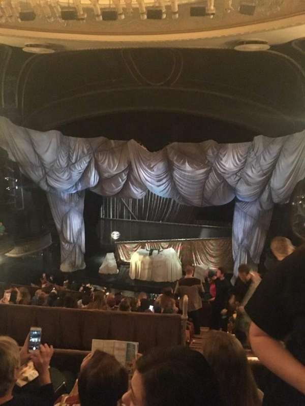 Majestic Theatre, section: REAR MEZZANINE RC, row: C, seat: 108