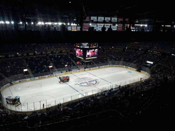 Northlands Coliseum, section: 304, row: 48, seat: 15