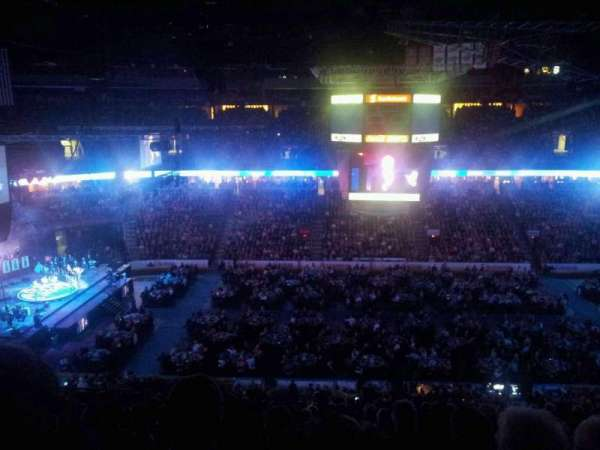 Northlands Coliseum, section: 219, row: 36, seat: 15