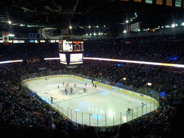 Northlands Coliseum, section: 213, row: 36, seat: 10