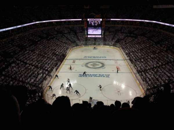 Bell MTS Place, section: 313, row: 10, seat: 8