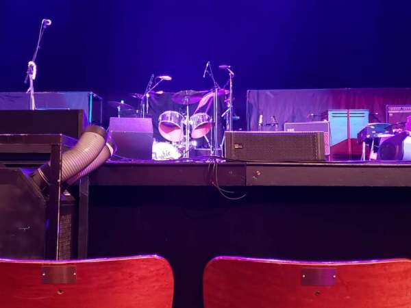 Capitol Center for the Arts, section: Orch-Center, row: C, seat: 103