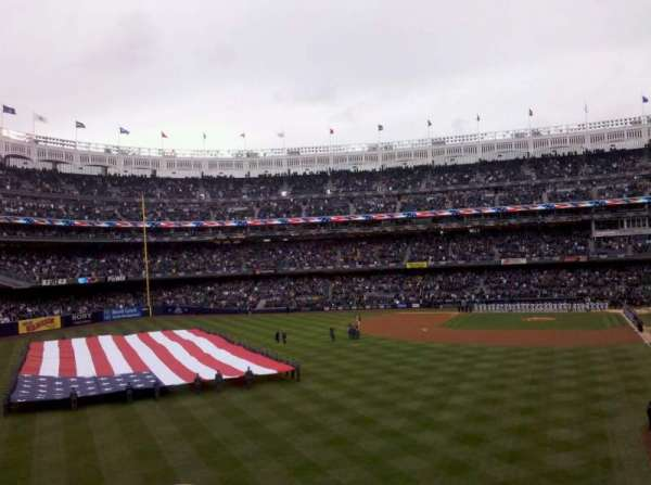 Yankee Stadium, section: 233b, row: 2, seat: 7