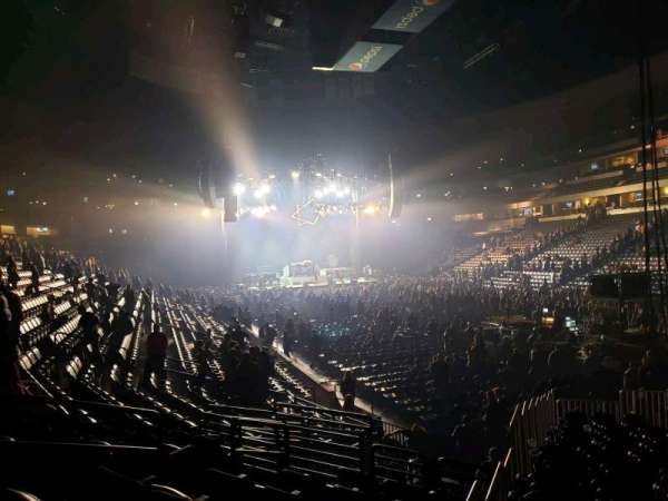 Pepsi Center, section: 118, row: 14, seat: 9