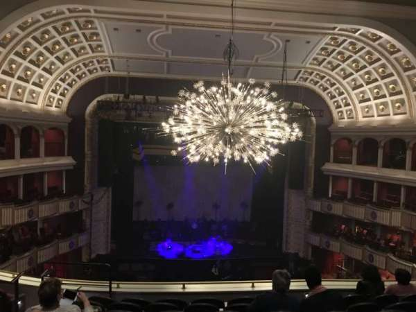 The Met Philadelphia, section: LOGE 3, row: H, seat: 13