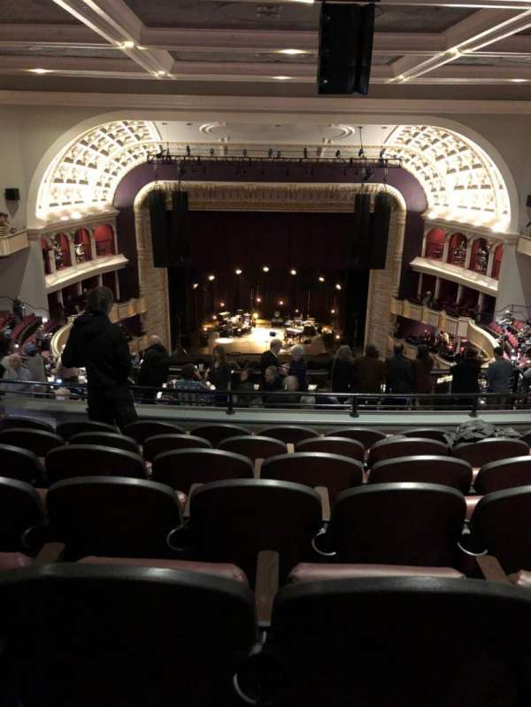 The Met Philadelphia, section: Mezzanine 3, row: G, seat: 11