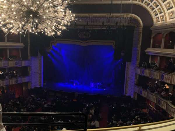 The Met Philadelphia, section: Loge 2, row: C, seat: 16