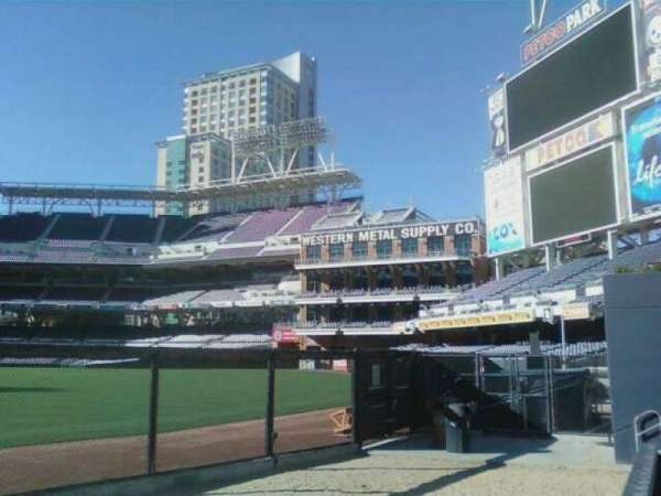 PETCO Park, section: Home Run Deck