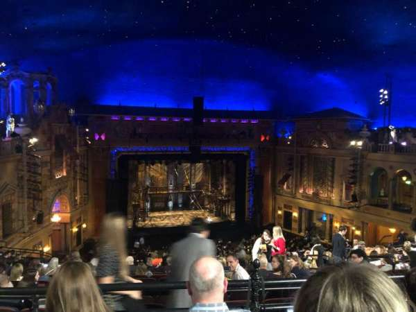 Saenger Theatre (New Orleans), section: Balcony, row: M, seat: 17
