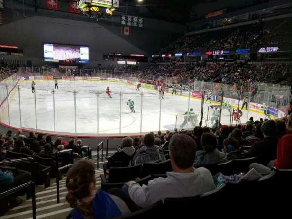 Van Andel Arena, section: 102, row: M, seat: 10