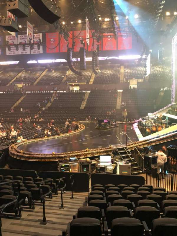 Nassau Veterans Memorial Coliseum, section: 128, row: 1, seat: 11-12