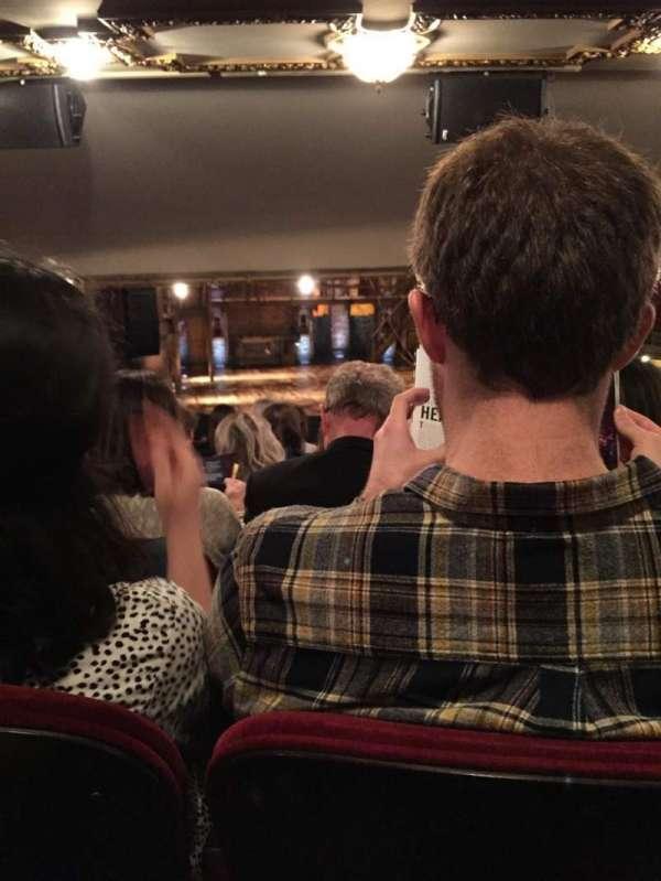 CIBC Theatre, section: Dress Circle LC, row: G, seat: 225