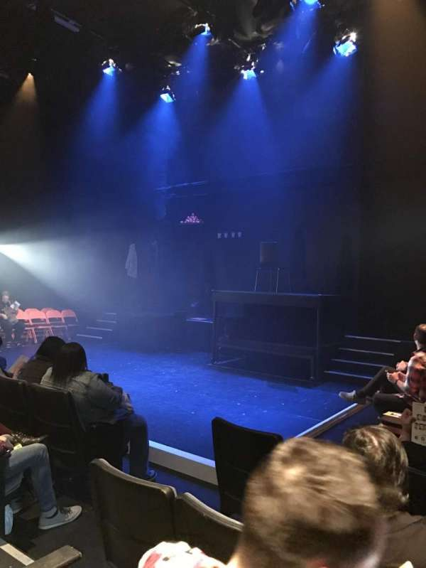 New World Stages - Stage 4, section: Orchestra, row: D, seat: 8