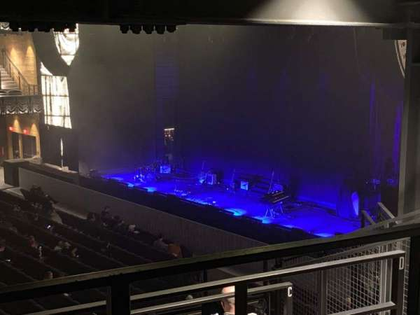 The Anthem, section: 2nd Fl Box 2, row: F, seat: 2