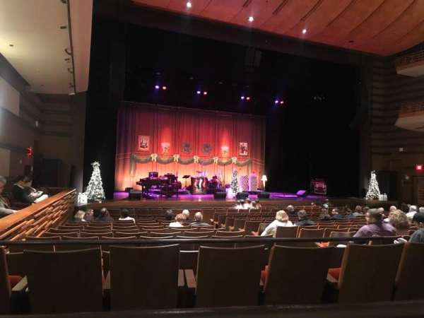 Knight Theater, section: Orch L, row: O, seat: 206