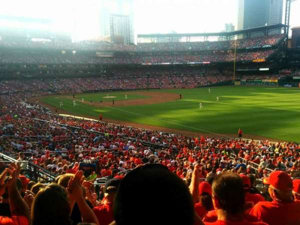 Busch Stadium, section: 133, row: 26, seat: 14