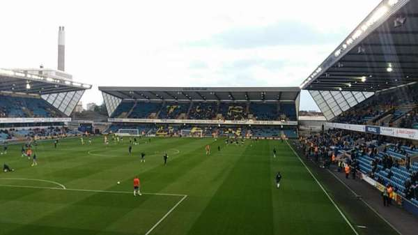 The Den, section: 26, row: B, seat: 140
