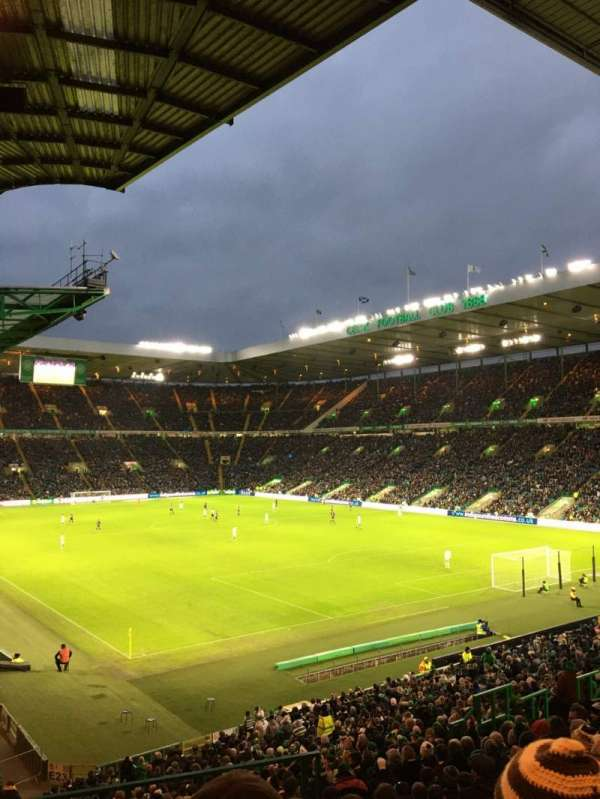 Celtic Park, section: 118, row: HH, seat: 118
