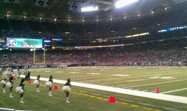 The Dome at America's Center, section: 134, row: c, seat: 5