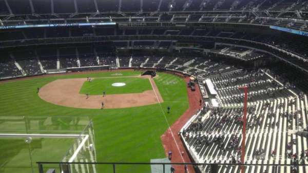 Citi Field, section: 533, row: 3, seat: 10