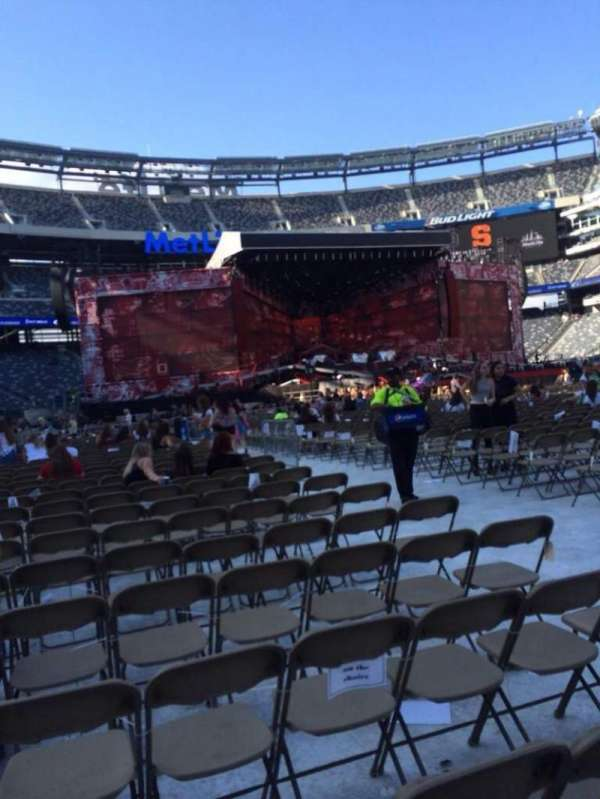 MetLife Stadium, section: Floor 5, row: 29, seat: 5