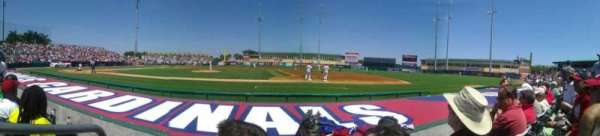 Roger Dean Chevrolet Stadium, section: 107