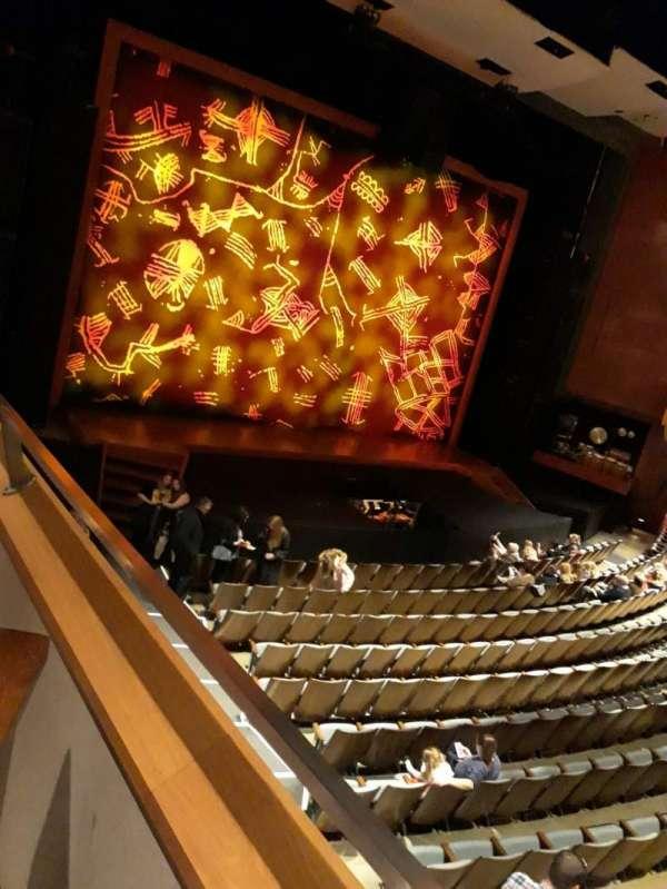 DeVos Performance Hall, section: Dress, row: B, seat: 6