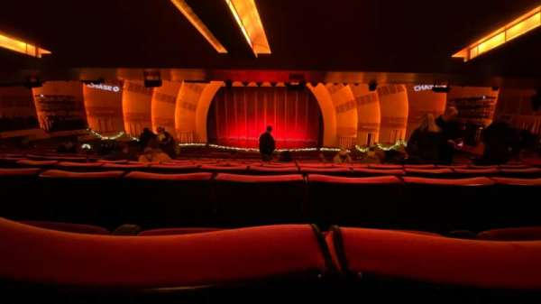 Radio City Music Hall, section: 1ST Mezzanine 3, row: L, seat: 309