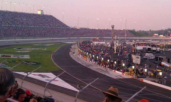 Kentucky Speedway, section: Grandstand 1C, row: 13, seat: 13