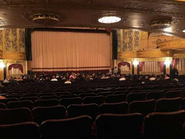 Warner Theatre (Washington, D.C.), section: Orchestra, row: X, seat: 118