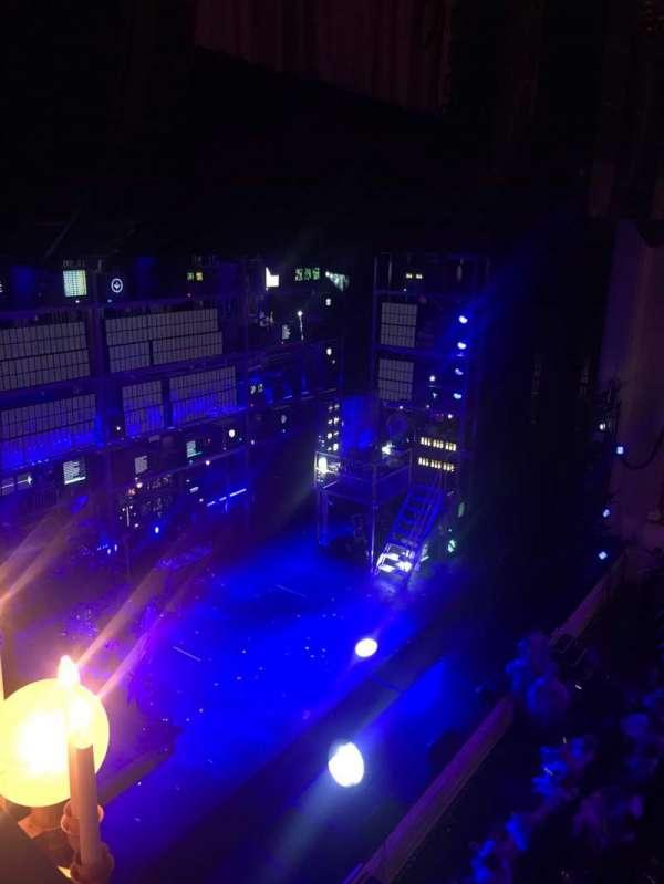 Bass Performance Hall, section: Mezz Box Left, row: AA, seat: 4