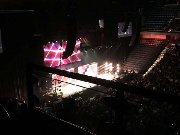 Mohegan Sun Arena, section: 116, row: H, seat: 21