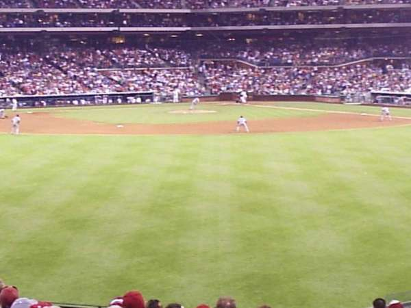 Citizens Bank Park, section: 146, row: 17, seat: 20