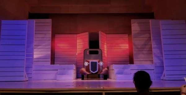 Skokie Theatre, row: C, seat: 6