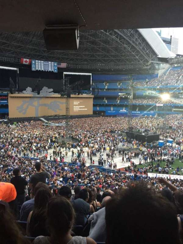 Rogers Centre, section: 229R, row: 12, seat: 1