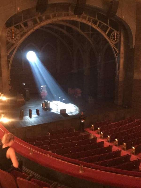 Lyric Theatre, section: DRESSL, row: E, seat: 13