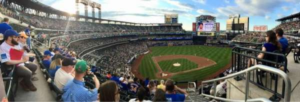 Citi Field, section: 412, row: 7, seat: 13