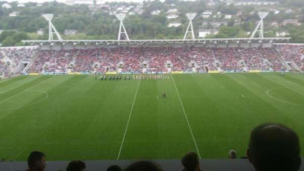 Pairc Ui Chaoimh, section: 306, row: U, seat: 5