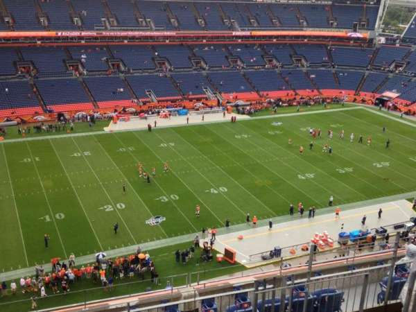 Broncos Stadium at Mile High, section: 513, row: 11, seat: 9