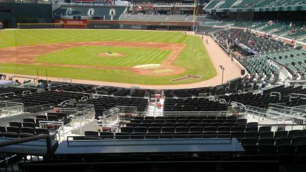 Suntrust Park, section: Champion Suite 8, row: 3, seat: 3