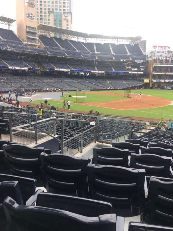 PETCO Park, section: 115, row: 32, seat: 5