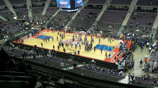 The Palace of Auburn Hills, section: 228, row: 11, seat: 11