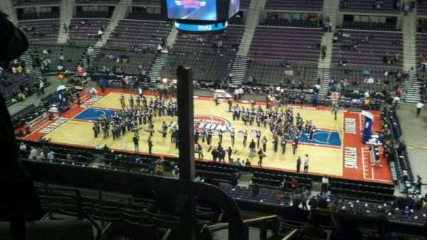 The Palace of Auburn Hills, section: 229, row: 10, seat: 10