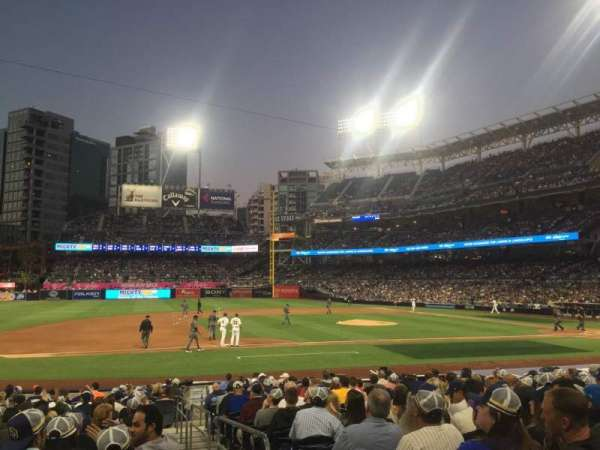 PETCO Park, section: 112, row: 20, seat: 1