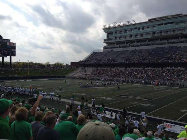 Summa Field at InfoCision Stadium, section: 103, row: 20, seat: 23