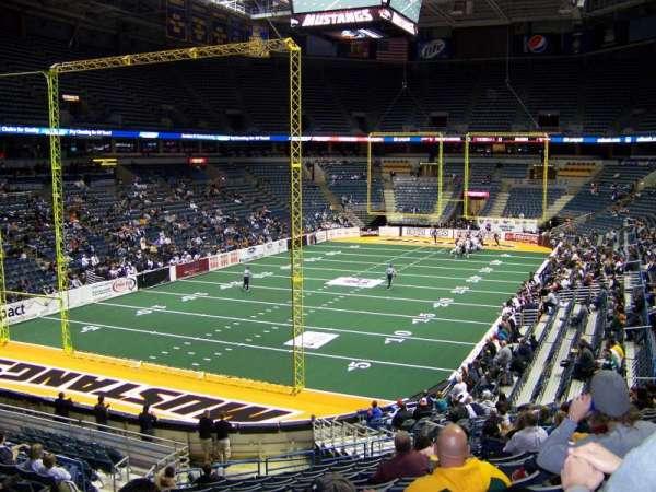 BMO Harris Bradley Center, section: 205, row: Z, seat: 7